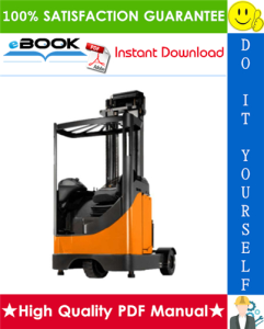 Still FM-SE-14, FM-SE-16, FM-SE-20 Electric Reach Truck Service Repair Manual | eBooks | Technical