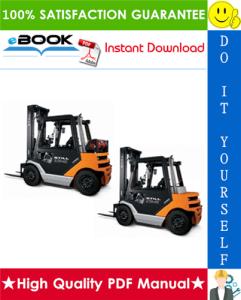 Still R70-40, R70-45, R70-50 Diesel Forklift Trucks Service Repair Manual | eBooks | Technical