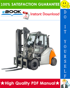 still rx70-60, rx70-70, rx70-80 diesel forklift trucks service repair manual