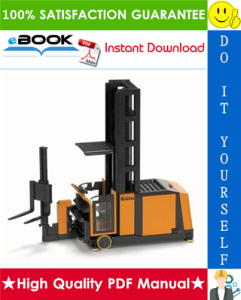 Still Wagner MX15 Forklift Truck Service Repair Manual | eBooks | Technical