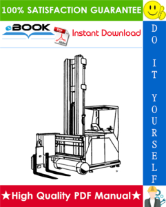 Still Wagner GX13 Forklift Truck Service Repair Manual | eBooks | Technical