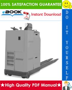 still wagner efu 3002 forklift truck service repair manual