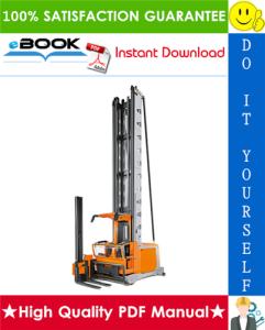 Still GX-X Racking Truck Service Repair Manual | eBooks | Technical