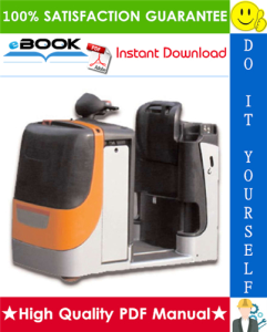 Still CS Order Picker Truck Service Repair Manual | eBooks | Technical