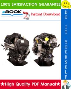 VW 1.9I SDL(BXT / BEU) Engine Service Repair Manual   eBooks   Technical