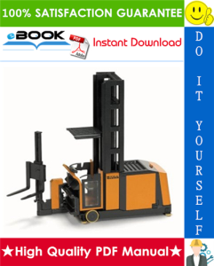 Still Wagner MX15-4 Electric Order Picking Stacker Truck Service Repair Manual | eBooks | Technical