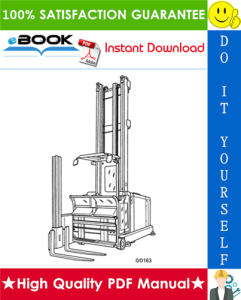 Still Dual15-4 Forklift Truck Service Repair Manual | eBooks | Technical