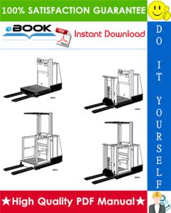 Still EK10 High level order picker Service Repair Manual | eBooks | Technical