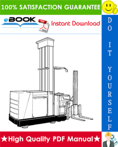 Still Wagner MX10-N, MX13-N Order Picking Stacker Truck Service Repair Manual | eBooks | Technical