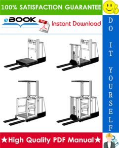 Still Wagner EK10N Forklift Truck Service Repair Manual | eBooks | Technical