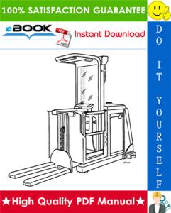 Still Wagner MODO12 Forklift Truck Service Repair Manual | eBooks | Technical