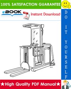 still wagner ek12n forklift truck service repair manual