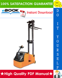 Still EGG10, EGG12, EGG16 Forklift Trucks Service Repair Manual | eBooks | Technical