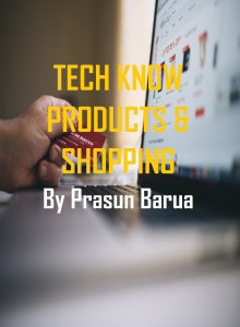 audio book - tech know products & shopping by prasun barua