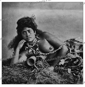 two young sisters from samoa, friedrich ratzel, 1899
