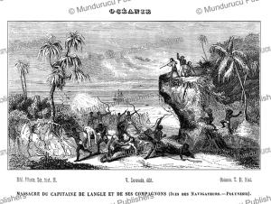 murder of captain de langle, devroede, samoa, 1787