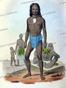 Inhabitants of Tikopia, James Cowles Prichard, 1843 | Photos and Images | Travel