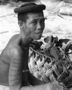 Woman of Tikopia with tattoos, Mike Pendergrast, 1975 | Photos and Images | Travel