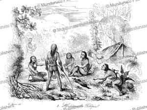 Natives of Tikopia, Louis Auguste de Sainson, 1834 | Photos and Images | Travel