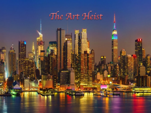 The Art Heist | Movies and Videos | Arts