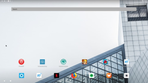 android-x86_64 pie 9.0 with aptoide, netflix, angry birds, clash of clans and spotify