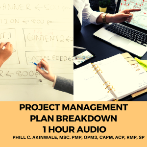 Project Management Plan BREAKDOWN | Audio Books | Business and Money