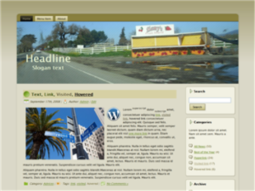 Third Additional product image for - 50 Plus WordPress Themes