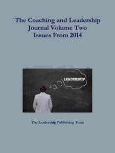 the coaching & leadership journal archives volume 2 2014