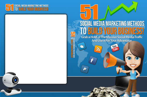 Second Additional product image for - 51 Social Media Marketing Methods To Build Your Business
