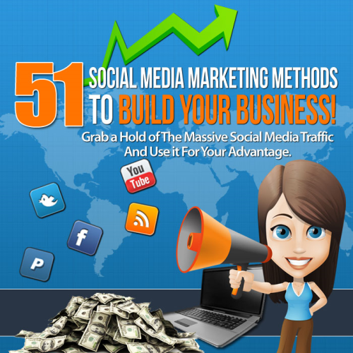 Third Additional product image for - 51 Social Media Marketing Methods To Build Your Business