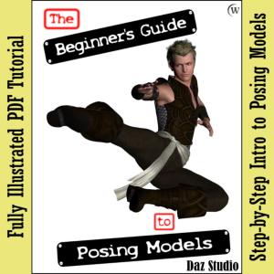 The Beginner's Guide to Posing Models in Daz Studio 4 | eBooks | Computers