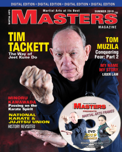 2019 summer issue of masters magazine & frames