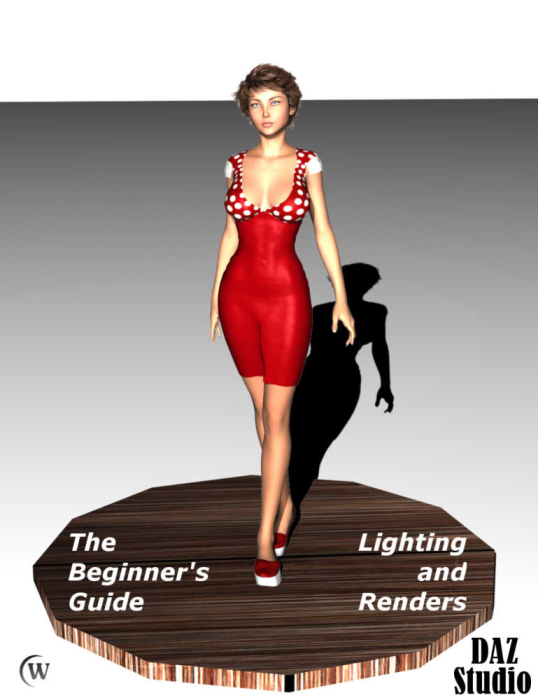 Fourth Additional product image for - The Beginner's Guide to Lighting and Renders for Daz Studio 4