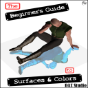 The Beginner's Guide to Surfaces and Colors for DAZ Studio | eBooks | Computers