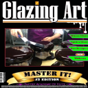 Glazing Art | eBooks | Food and Cooking