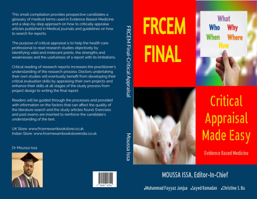 Second Additional product image for - FRCEM Final: Critical Appraisal Made Easy