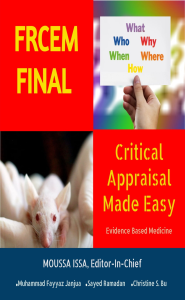 FRCEM Final: Critical Appraisal Made Easy | eBooks | Medical