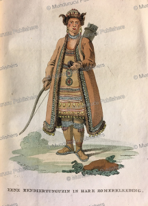 Reindeer female Tungus, Gawrila Sarytschew, 1808 | Photos and Images | Travel