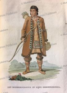 reindeer tungus, gawrila sarytschew, 1808