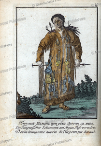Tungus shaman, Johann Gottlieb Georgi, 1799 | Photos and Images | Travel