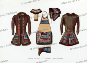 Tungus clothes, Ivan Bulychev, 1856 | Photos and Images | Travel