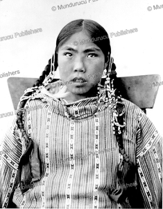 Tungus girl with chin tattoo, 1930 | Photos and Images | Travel