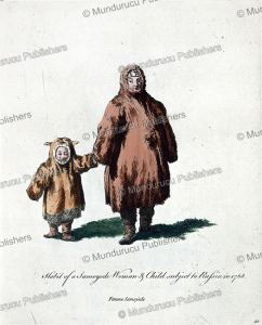 Samoyed woman and child, Abbe´ Chappe d'Auteroche, 1768 | Photos and Images | Travel