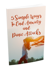 5 Simple Ways To End Anxiety and Panic Attacks | eBooks | Self Help