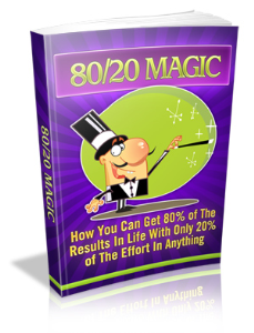 80/20 Magic | eBooks | Self Help