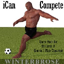 iCan COMPETE Sports Poses for The Brute 8 (Genesis 8 Male character)   Software   Add-Ons and Plug-ins