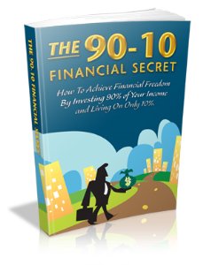 The 90-10 Financial Secret | eBooks | Business and Money
