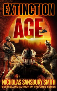Extinction Age | eBooks | Fiction