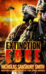 Extinction Edge | eBooks | Fiction
