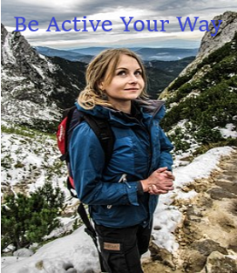 Be Active Your Way | eBooks | Health